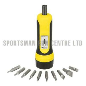 Wheeler FAT Wrench With 10 Bit Set