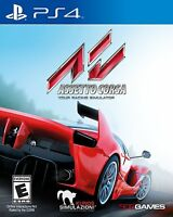 NEW Assetto Corsa (Sony PlayStation 4, 2016)