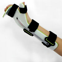 Wrist Thumb Finger Sprain Splint Arthritis Brace Support Postoperative Recovery