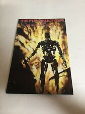 Terminator The Burning Earth Tpb Nm 1984 1st Printing Now Comics Alex Ross