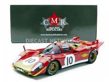 1 18 CMR Cmr067 Ferrari 512 S - 24h du Mans 1970 #10