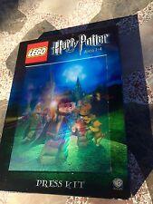 LEGO: Harry Potter Years 1-4 - PRESS KIT