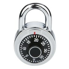 Hot 1x Travel Digital Combination Round Dial Security Luggage Bag Code Padlock