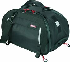ABUS ONYX ST655 RACKPACK HIGHEND BIKE BAG PANNIER CARRIER FITTING + RAIN COVER