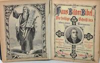 8669002 Große illustrierte Haus-Bilder-Bibel 1873