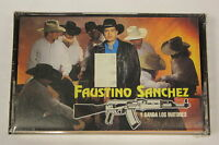 Banda Los Matones by Faustino Sanchez (1995) (Audio Cassette Sealed)