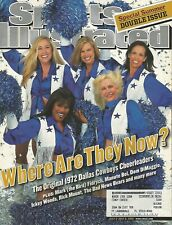 1972 DALLAS COWBOYS CHEERLEADERS 2001 SPORTS ILLUSTRATED BAD NEWS BEARS FIDRYCH