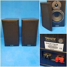 Tannoy Mercury mX2-M Speaker Pair | Dark Oak