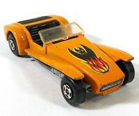 Matchbox Superfast 60 Lotus Super Seven Orange 1971 Vintage Diecast England D177