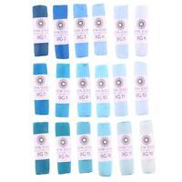 Unison Artist Quality Soft Pastels - Blue Green 1 - 18