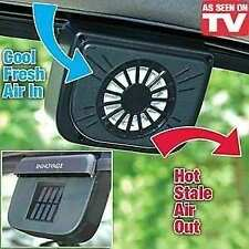 Solar Powered Auto Fan Ventilation System For Car Van MPV Vehicles