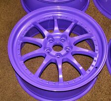 High Gloss Purple Powder Coat Powder Coating Paint - New 5 LBS FREE SHIPPING!