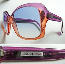 Lanvin France SK 16 11 occhiali da sole vintage sunglasses anni '80