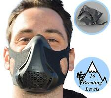 Elevation Mask for Workout Endurance/Cardio - 16 Intensity Levels High Altitude
