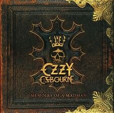 Ozzy Osbourne, Kelly Osbourne - Memoirs of a Madman [New Vinyl] Gatefold LP Jack