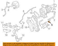 GM OEM Turbocharger Turbo-Oil Pipe Gasket 97208191