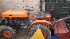 Kubota 4wd Compact Tractor