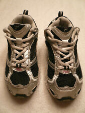 GIRLS SIZE 13 FILA DLS LITE ATHLETIC WALKING RUNNING SNEAKERS TENNIS SHOES EUC