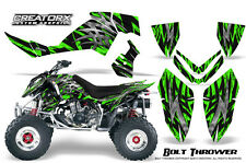 POLARIS OUTLAW 450 500 525 2006-2008 GRAPHICS KIT CREATORX DECALS STICKERS BTG