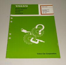Werkstatthandbuch Volvo 740 / 760 Standheizung Typ 07-B / 03-B / 03-D