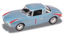 great German modelcar DKW MONZA 1956 in bluemetallic