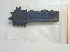 NEW! DANCERS INC DANCE COMPETITION STUDIO DIRECTOR PIN BLUE BLACK