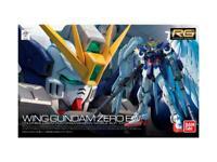 GUNDAM 1/144 Wing Gundam Zero EW Real Grade Model Kit Robot Bandai RG 17