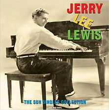 JERRY LEE LEWIS LP The Sun Singles Collection 16 Track 180 Gram Vinyl SEALED