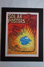 Solar Posters Jim Pollock Phish artist numbered & signed limited edition print