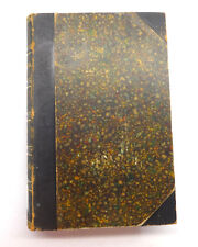 Israel in Ancient Times by Dr. Georg Weber in German; Antique RARE 1867