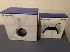 PlayStation 5 3D Pulse Wireless Headset and Dualsense Wireless Controller PS5