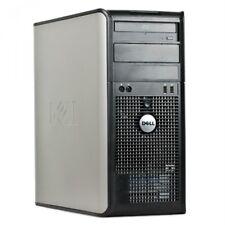 DELL Optiplex 755 Intel E6550 2,3GHz 8GB 512GB SSD Win 10 Pro Midi-Tower