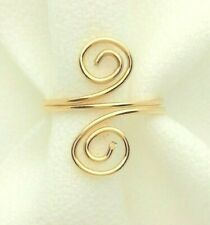 Gold Filled Toe Ring 14k