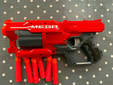 Nerf N-Strike Mega Cyclone Shock with ammo