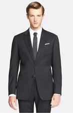 Armani Collezioni G-Line  Wool Suit Black 42 R New $1695 retail