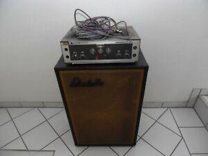 Dynacord Bass-King I und Echolette Lautsprecherbox