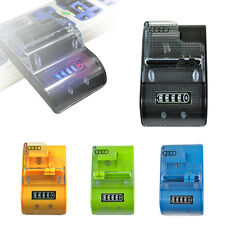 4PCS/Lot LCD Universal Mobile Phone Camera Wall Travel Battery Charger USB Port