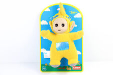 Teletubbies 1999 LaLa yellow Plush Stuffed Telly Tubby Playskool N Hasbro 9''