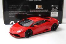 1:18 AUTOart Lamborghini Huracan LP610-4 Rosso Mars/ red