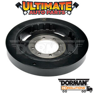 Harmonic Balancer (7.2L Caterpillar 3126 or C7 Diesel) for Chevy / GMC C6500