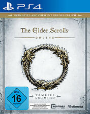 The Elder Scrolls d'occasion 1xps4-Jeu #2000