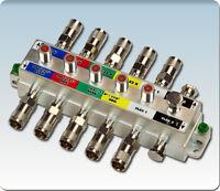 Sonora SDSWME2 DIRECTV D2 Advantage, (6) Coax, Dual Output splitter 5-2150MHz