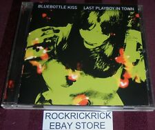 BLUEBOTTLE KISS - LAST PLAYBOY IN TOWN -7 TRACK CD EP- (NZ016 NONZERO / SHOCK)