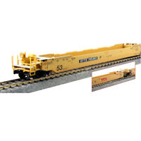 Kato 309051 Gunderson MAXI-IV Double Stack Well Car Set TTX Old Logo HO Scale