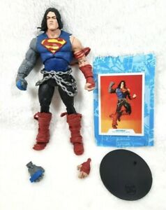 McFarlane DC Multiverse Dark Nights Death Metal Darkfather BAF Superman Figure