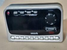 Audiovox Sirius Satellite Radio and Cradle - Sirck1 and Sirpnp2