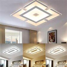 Acrílico Luz de techo LED Moderno Elegante Lampara de casa Sala Habitación Decor