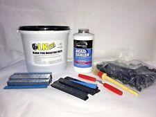Tyre Fitting Kit,Black Paste ,B- Sealer,Sitck On Weights,TR414 & Free Black SOW