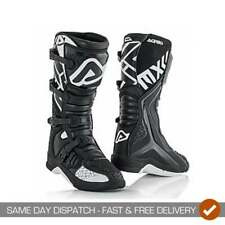 Stivali Moto Boots Cross Enduro Acerbis X-team Nero Bianco Black White 5f08c4ae443