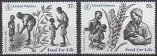 United Nations - New York postfris 2005 MNH 996-997 - Voeding is Leven